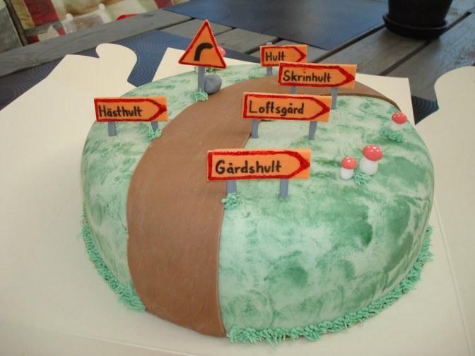 Annorlunda tårtor