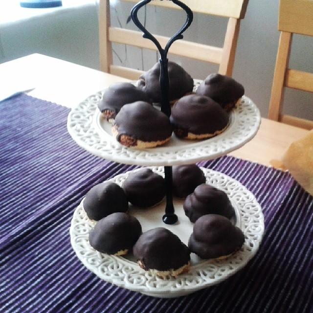 Choklad biskiver